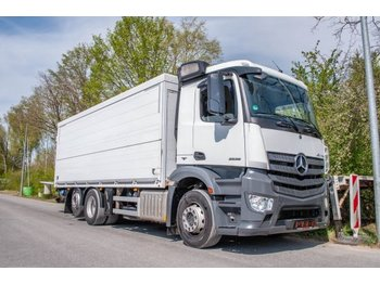 Mercedes-Benz Antos 2536L ENA 6x2 Getränkeklappe  2to Dautel - camión transporte de bebidas