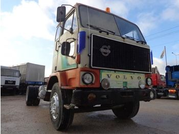 Volvo F89(4X2) SHASSIS&CABIN - châssis cabine