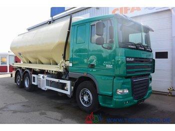 DAF XF105.410 Feldbinder Silo Staub & Riesel 32 m³ - cisterna camión