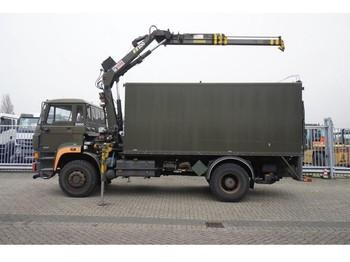 Camion DAF 2300 TURBO 4X4 WITH HIAB 100 CRANE 209.000KM: photos 1