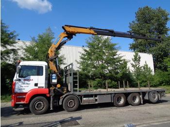 Dropside camion MAN TGA 47.460 10X4