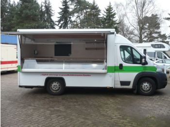 Verkaufsfahrzeug Borco-Höhns  - сamión tienda