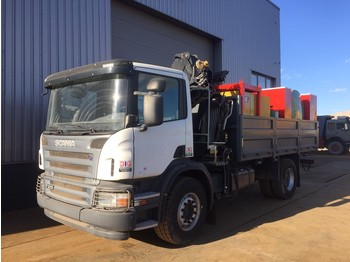 Camion Scania P310 4x2 Service Truck with Crane Hiab 111BS-2 CLX NEW/UNUSED