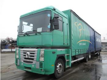Renault MAGNUM 460 DXI RETARDER - toldo camión