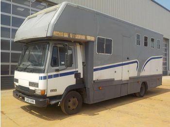 DAF 45-150TI - transporte de ganado camión