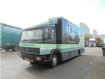 Transporte de ganado camión Mercedes-Benz 914