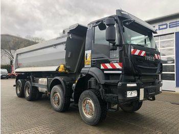 Volquete camión Iveco AD410TW TRAKKER 450 8x8 Euro 6 Muldenkipper TOP!: foto 1