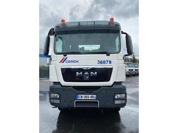 man tgs 32 400 - camion