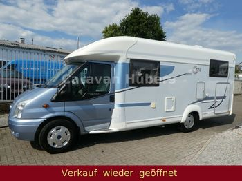 TEC Ti 654 - Einzelbetten - Klima -Sat/TV -  - autocaravana