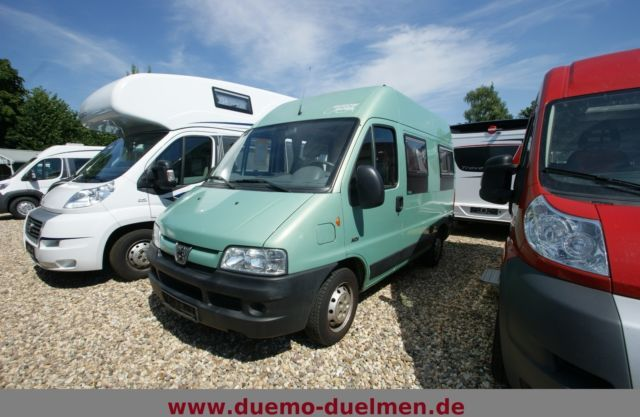 Burow Petite 460 Camper Van From Germany For Sale At Truck1 Id 1735007