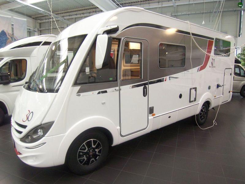 New Bürstner Viseo Edition 30 I 690 G Sondermode Camper Van For