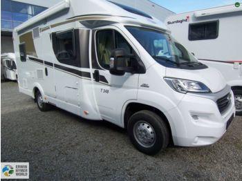 Carado T 348 vollaut. SAT/Navi/RFK  - camper van