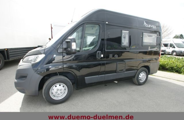 New Clever Citi Mini 500 Festbett**3 Sitzer**4,99 m Lang camper ...