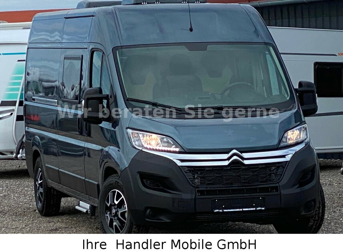 New Clever Vans Roomer / CHASSIS P. Einzellbetten 6 Meter camper ...