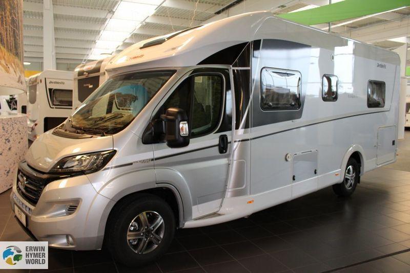 Trennschuhe abwechslungsreiche neueste Designs ungeschlagen x Camper van Dethleffs Esprit T 7150-2 DBT - Truck1 ID: 2752829