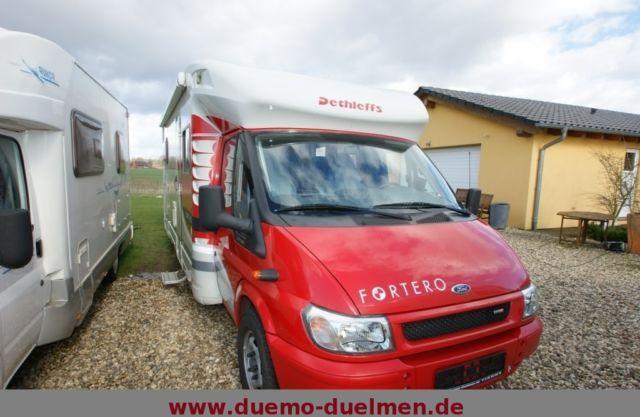 Dethleffs fortero h6975 camper van from germany for sale at truck1 camper van dethleffs fortero h6975 picture 1 altavistaventures Image collections
