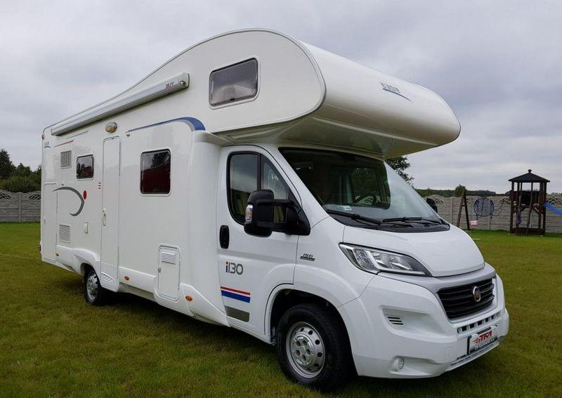 Camper Van Fiat Ducato Truck1 Id 3230116