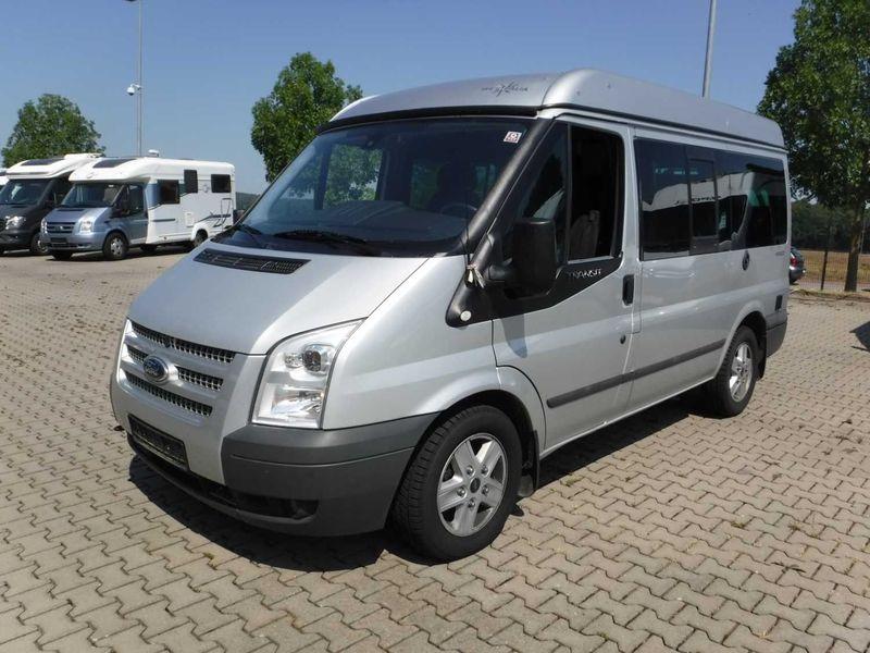 Ford Nugget Westfalia Markise Ftr Klima Kuche Radio Camper Van From