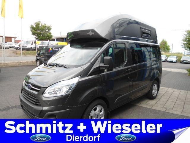 Ford Transit Custom Nugget Hochdach Kamera Pdc Dachf Camper Van