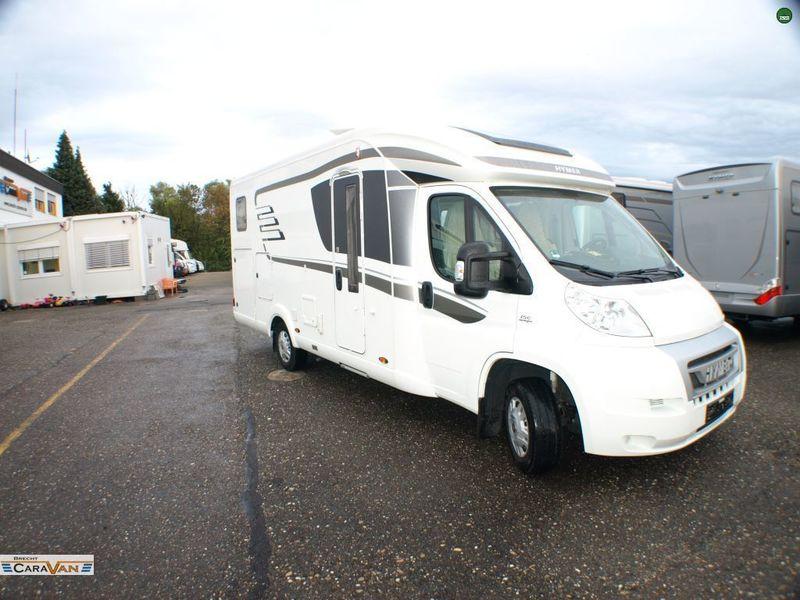 f719b1b48c77e9 New HYMER   ERIBA   HYMERCAR Tramp CL 588 camper van for sale from ...