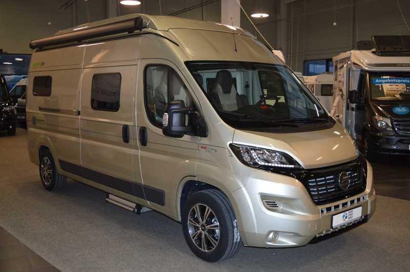 new hymer eriba hymercar yosemite fiat camper van for. Black Bedroom Furniture Sets. Home Design Ideas