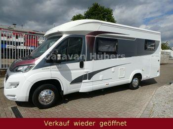 شاحنة التخييم Hobby Optima V 65 GE - Einzelbetten - Solar - AHK