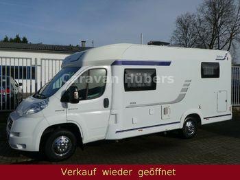 شاحنة التخييم Hobby Siesta V 65 GE - Einzelbetten - Sat/2xTV - Solar