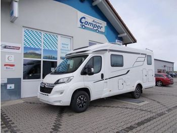 Hymer Exsis-t 580 Pure - 165 PS; Markise; SAT mit TV. (Citroen Jumper)  - camper van