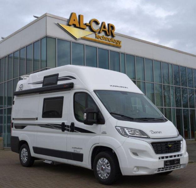 Camper van Karmann Dexter 550 -Mod 2016- 4 Schlafplätze - SALE!!! - Truck1  ID: 2029251