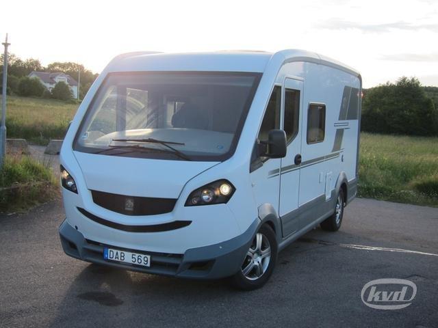 Knaus V Liner 550mg Husbil Camper Van From Sweden For Sale At Truck1 Id 1422294