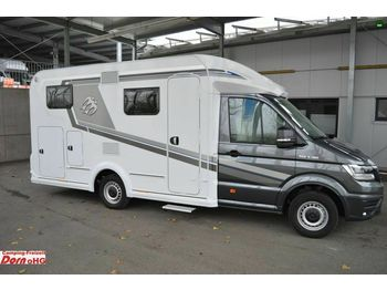 شاحنة التخييم Knaus Van TI Plus 650 MEG Euro 6b.Ersparn.€ 12.808,00