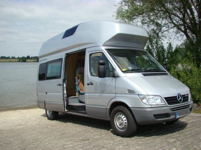 Mercedes Benz James Cook 316 Cdi Camper Van From Germany For Sale At