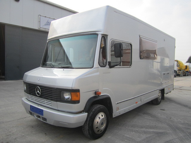 Mercedes benz 609 d camper van from belgium for sale at for Mercedes benz camper vans for sale