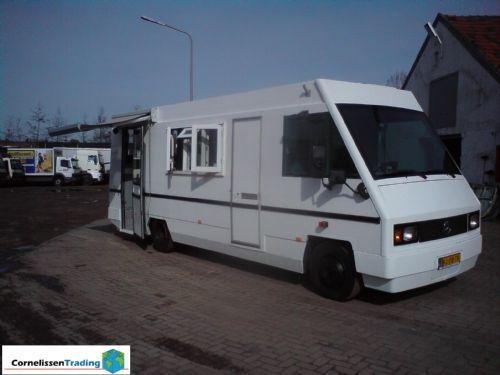 5b4406c853 Mercedes Benz MB Camper 709 D-AIX camper van from Netherlands for ...