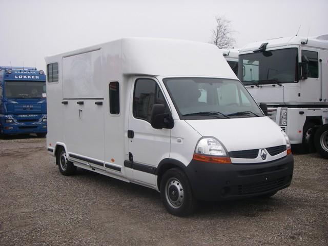 renault master camper van from denmark for sale at truck1 id 585476. Black Bedroom Furniture Sets. Home Design Ideas