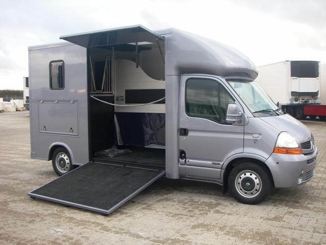 renault master camper van from denmark for sale at truck1 id 585496. Black Bedroom Furniture Sets. Home Design Ideas