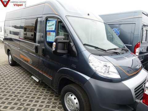 new weinsberg carabus 601 mq modell 2012 camper van for. Black Bedroom Furniture Sets. Home Design Ideas