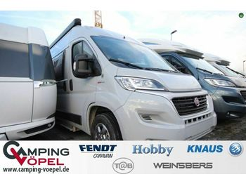 شاحنة التخييم Weinsberg CaraTour 540 MQ MODELL 2020 - Euro 6D Temp