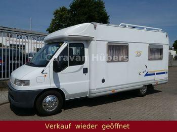 Kampeerwagen Bürstner T 595 - Sat/TV - Solar - Grüne Umweltplakette