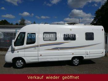 Esterel 21 LB - auto.Sat/TV - Solar - AHK - 2 x Klima  - kampeerwagen