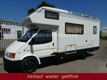 Karmann Davis - Sat - Solar - Grüne Umweltplakette  - kampeerwagen