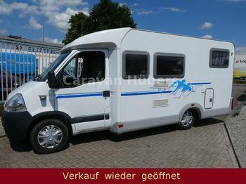 Knaus Ti 600 UG - Garage - Testbett - Klima  - kampeerwagen