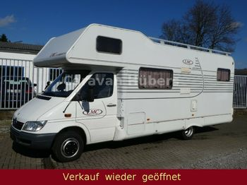 LMC Liberty A 7400 G - Sat/TV - Solar - Klima -  - kampeerwagen
