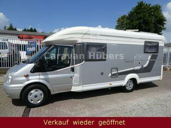 LMC Ti 654 - Einzelbetten - 2x Klima -Sat/TV - Solar  - kampeerwagen