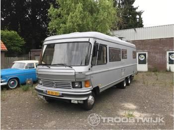 Mercedes-benz 611 - kampeerwagen