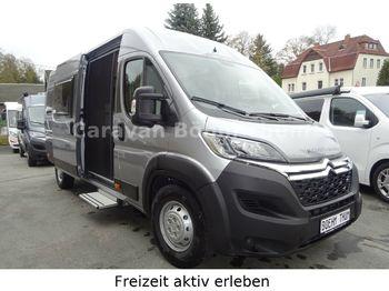 Kampeerwagen Pössl Roadcruiser * Mod 2020 * Euro6d temp * SOFORT: afbeelding 1