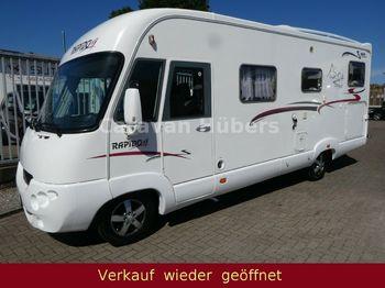 Rapido 986 F - Sat/TV - Solar - Festbett/Hubbett  - kampeerwagen