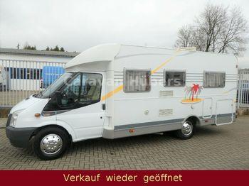 Sunlight T 63 - Festbett - auto.Sat /TV - Klima  - kampeerwagen
