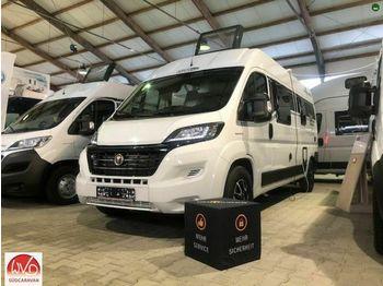 Kampeerwagen VANTourer BLACK AND WHITE 600 D sehr hell!