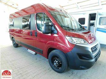 Kampeerwagen VANTourer VANTourer 600 D
